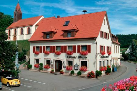 Flair Hotel Gasthof Hirsch, Indelhausen